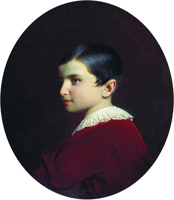Зарянко портрет вани ивана